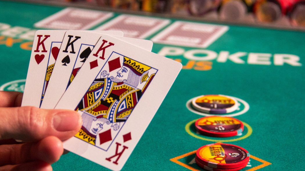 Three Card Poker - Northern Quest Resort & Casino