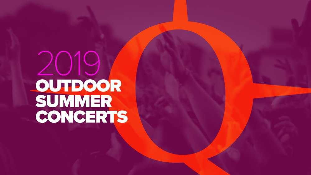 Outdoor Summer Concerts