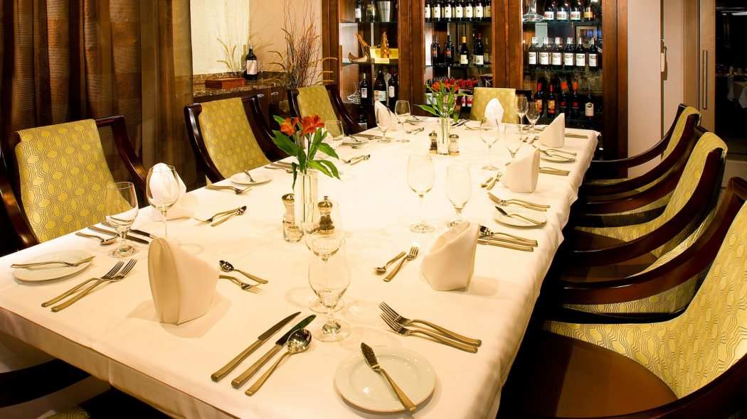 Masselow's Private Dining Room